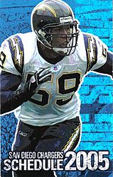 Once again, the Chargers had cover variations, which can be found on the Chargers page